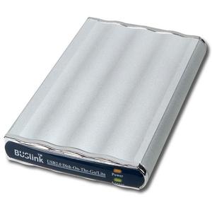 "Buslink Disk-On-The-Go DL-80-U2 80 GB 2.5"" External Hard Drive"