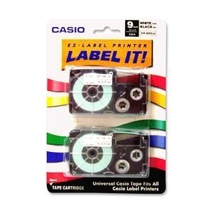 Casio EZ-Label Printer Tape Cartridges