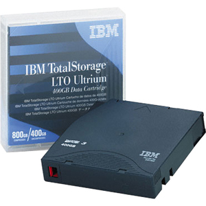 IBM TotalStorage LTO Ultrium 3 Tape Cartridge