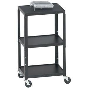 Bretford A2642 Height Adjustable A/V Cart