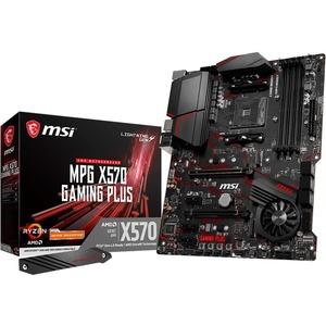 MSI MPG X570 GAMING PLUS Desktop Motherboard