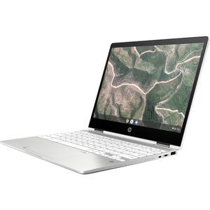 "HP Chromebook x360 12"" Touchscreen 2-in-1 Chromebook Intel Celeron N4020 4GB RAM 32GB eMMC"