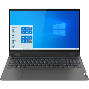 """Lenovo IdeaPad Flex 5 15.6"""" 2-in-1 Touchscreen Laptop Intel Core i3 8GB RAM 128GB SSD Graphite Grey"""