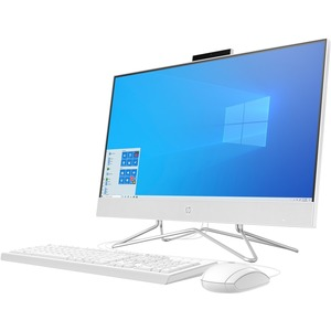 "HP 23.8"" All-in-One Desktop Computer AMD Athlon 3050U 8GB RAM 256GB SSD"