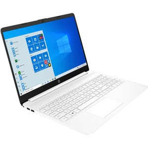 "HP 15 Series 15"" Laptop Intel Core i3 4GB RAM 256GB SSD Snow White"