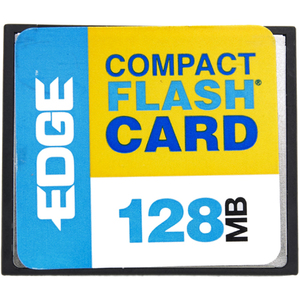 EDGE Tech 128MB Digital Media CompactFlash Card