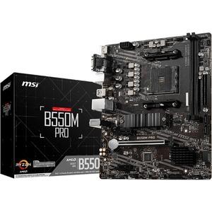MSI B550M PRO Desktop Motherboard