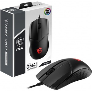 MSI Clutch GM41 USB Gaming Mouse