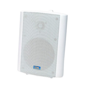 TIC AS Series ASP60W 2.0 Speaker System - 35 W RMS - White