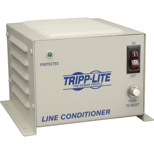 Tripp Lite 600W Line Conditioner w/ AVR / Surge Protection 120V 5A 60Hz 4 Outlet Power Conditioner