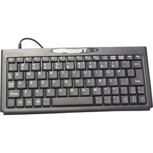 Solidtek Super Mini Keyboard 77 Keys KB-P3100BU