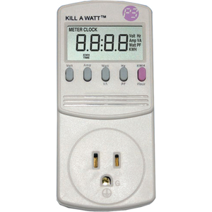 P3 Kill A Watt P4400 Power Saving Device