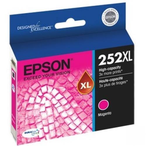 Epson DURABrite Ultra 252XL Original Ink Cartridge - Magenta