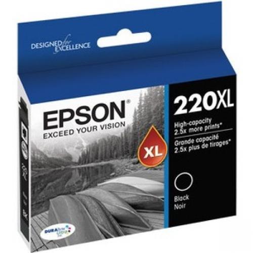 Epson DURABrite Ultra 220XL Original Ink Cartridge - Black