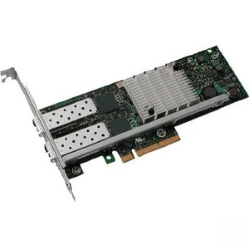 Dell Intel X520 Dual Port 10GB DA/SFP+ Server Adapter