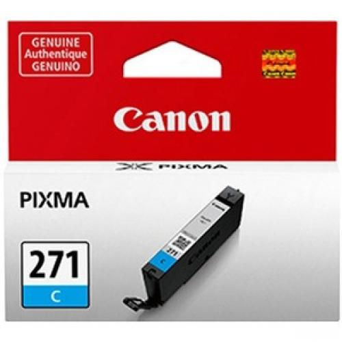 Canon CLI-271C Original Ink Cartridge - Cyan