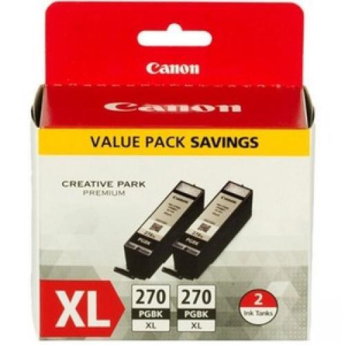 Canon PGI-270 XL Original Ink Cartridge - Pigment Black