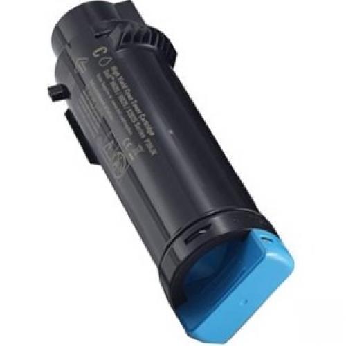 Dell Original Toner Cartridge - Cyan