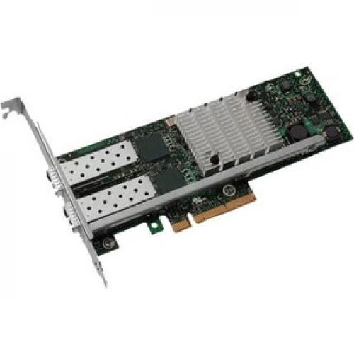 Dell Intel X520 DP 10Gb DA/SFP+ Server Adapter Low Profile