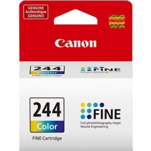 Canon CL-244 Original Ink Cartridge - Color