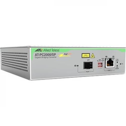 Allied Telesis PC2000/SP Transceiver/Media Converter