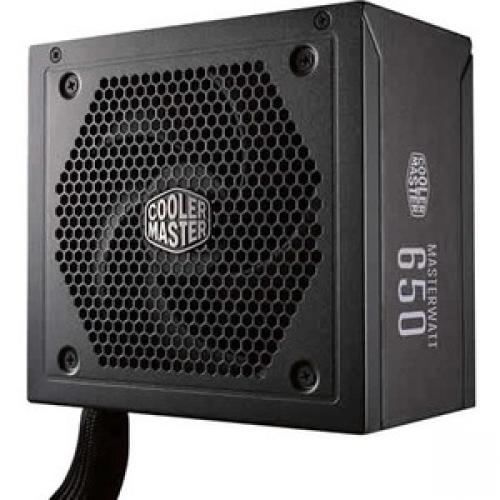 Cooler Master MasterWatt 650 Semi-Fanless Modular 80 PLUS Bronze Certified Power Supply