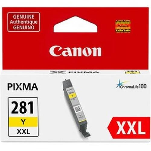 Canon CLI-281 XXL Original Ink Cartridge - Yellow