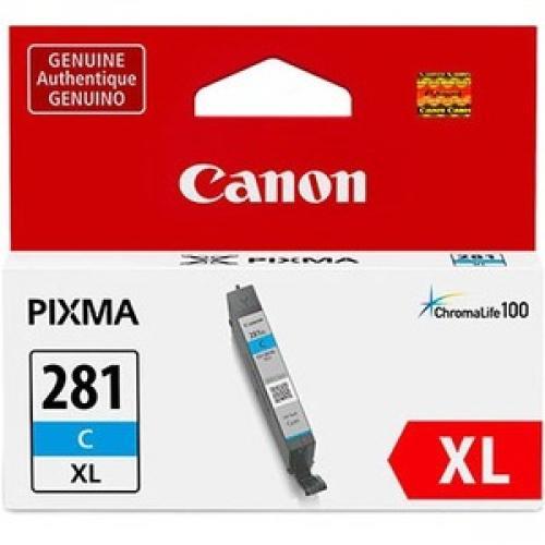 Canon CLI-281 XL Original Ink Cartridge - Cyan