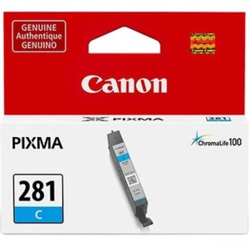 Canon CLI-281 Original Ink Cartridge - Cyan