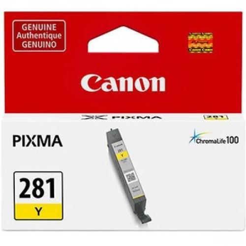 Canon CLI-281 Original Ink Cartridge - Yellow