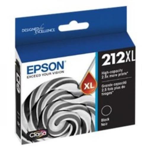 Epson T212 Original Ink Cartridge - Black