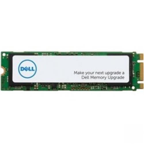 Dell 256 GB Solid State Drive - M.2 2280 Internal - PCI Express NVMe