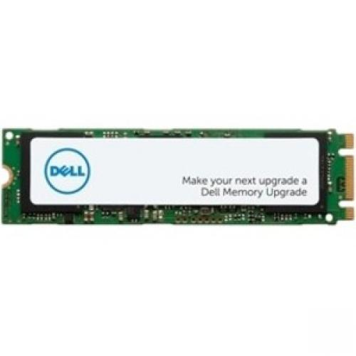 Dell 512 GB Solid State Drive - M.2 2280 Internal - PCI Express NVMe