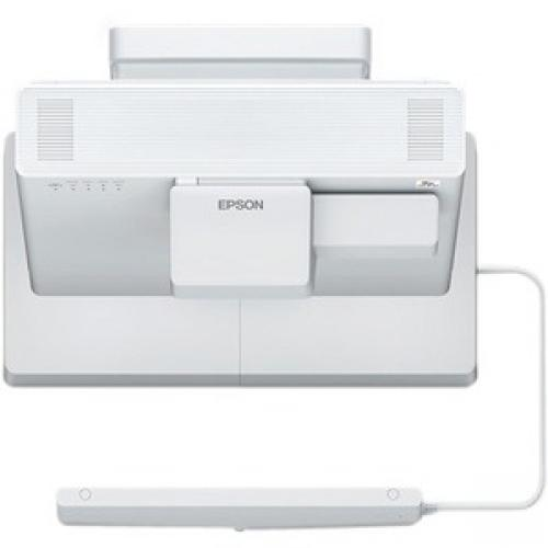 Epson BrightLink 1485Fi Ultra Short Throw LCD Projector - 16:9 - White