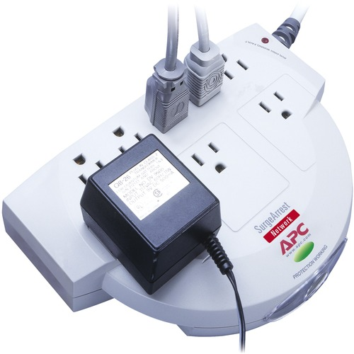 APC SurgeArrest Network 8 Outlet 120V