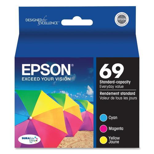 Epson Color Ink Cartridges 300/500