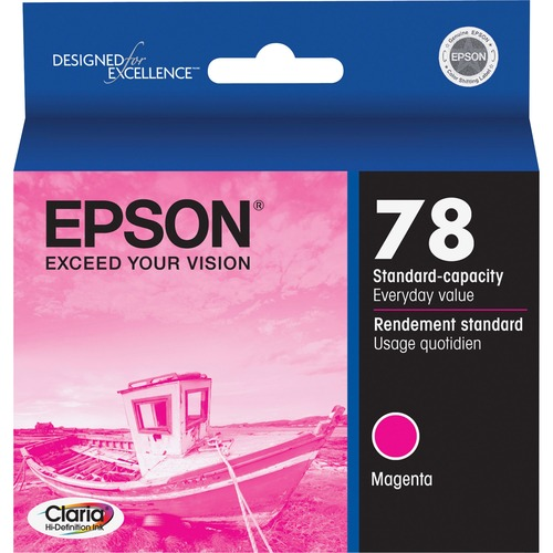 Epson Claria Original Ink Cartridge 300/500