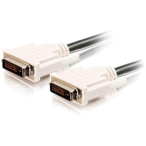 C2G 1m DVI-D Dual Link Digital Video Cable - DVI Cable - 3ft