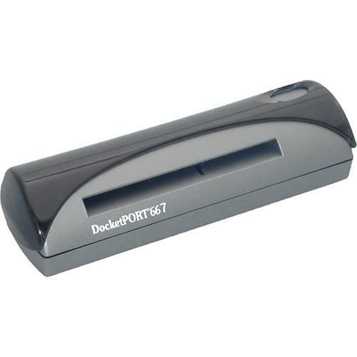 Penpower DocketPORT 667 Card Scanner 300/500