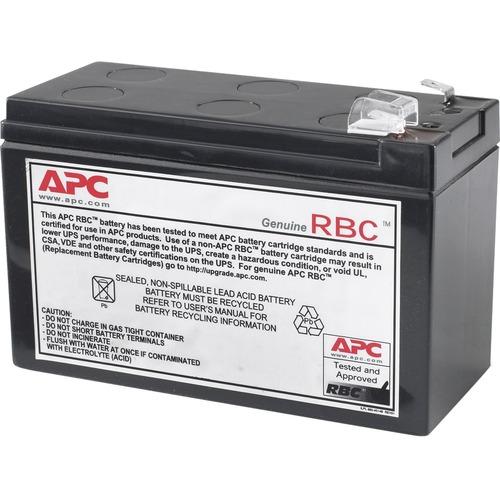 APC UPS Replacement Battery Cartridge #114 300/500