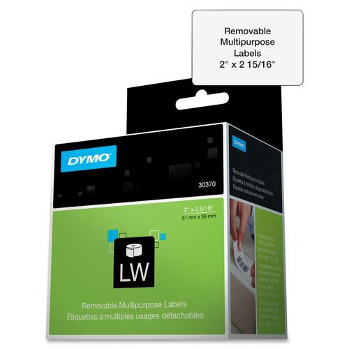 Dymo Removable Multipurpose LabelWriter Labels 300/500