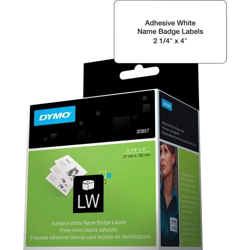 Dymo LabelWriter Adhesive Name Badges 300/500