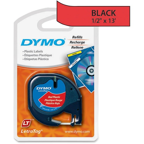 Dymo LetraTag 91333 Polyester Tape 300/500