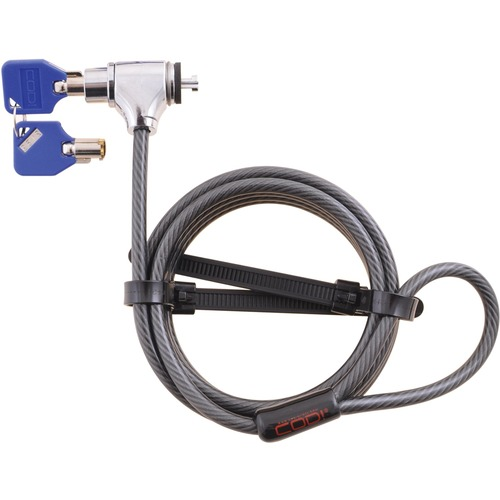 Codi Key Cable Lock W/ Two Keys 300/500