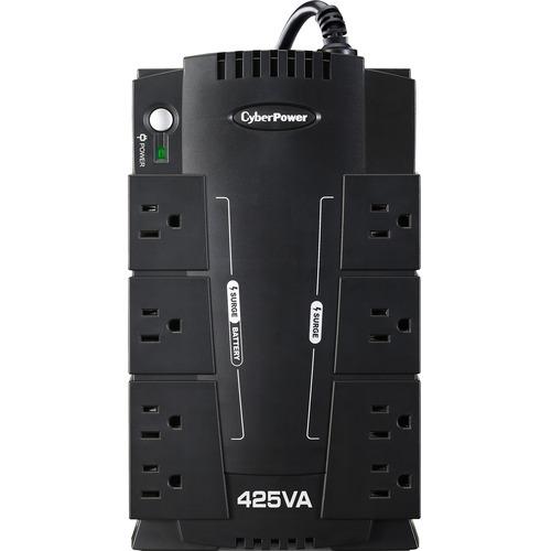 CyberPower Standby CP425SLG 425 VA Desktop UPS 300/500
