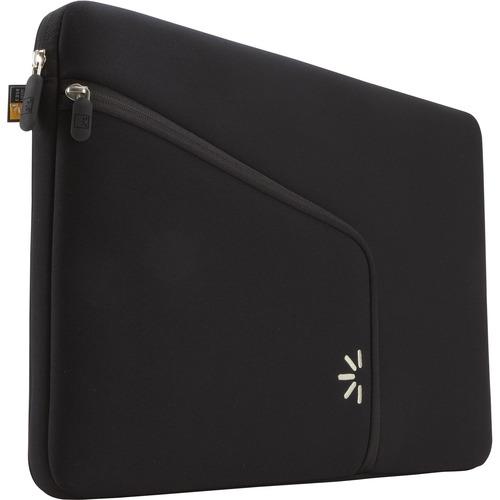 "Case Logic PAS-213 Carrying Case (Sleeve) for 13"" MacBook Pro - Black"