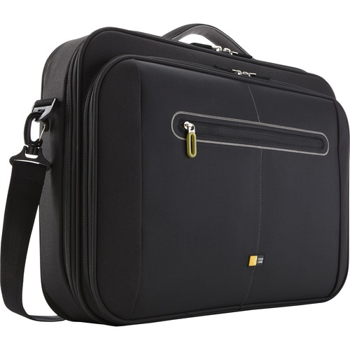 "Case Logic PNC-218Black Carrying Case (Briefcase) for 15"" to 18"" Notebook - Black"