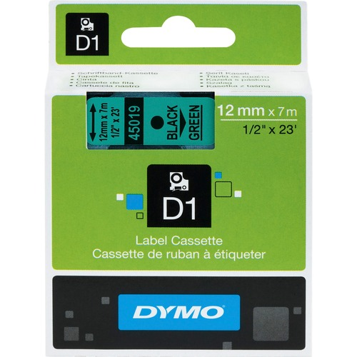 Dymo Electronic Labeler D1 Label Cassette 300/500