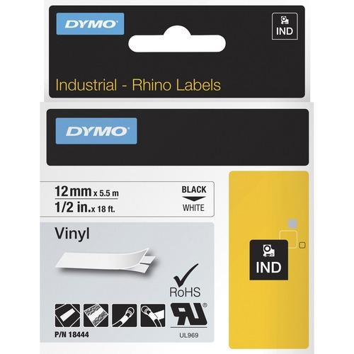 Dymo Rhino Industrial Vinyl Labels 300/500
