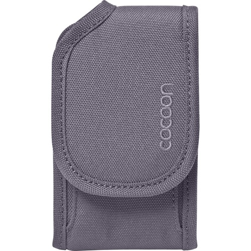Cocoon CCPC40GY Carrying Case (Pouch) Apple iPhone Smartphone - Gunmetal Gray